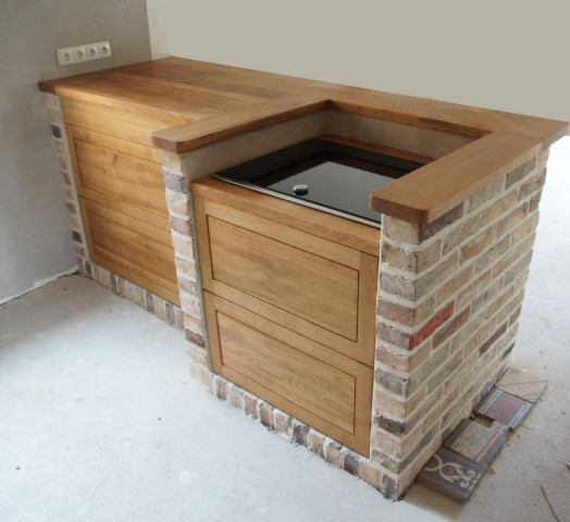 k che selber bauen kosten. Black Bedroom Furniture Sets. Home Design Ideas