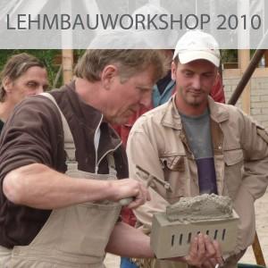 Lehmbauworkshop 2010